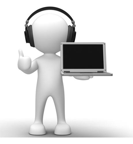 asistencia remota instalación y configuración de programas