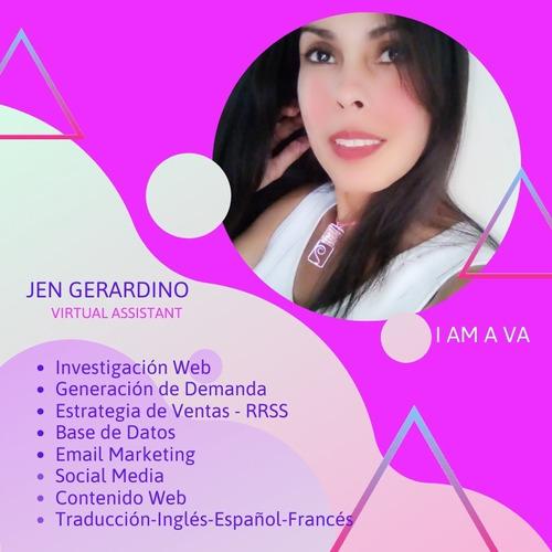 asistente virtual freelancer