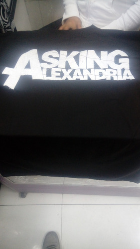 asking alexandria (excelentes polos)