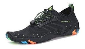Zapatillas 2018 mejor sitio selección premium Aslisa Zapatos De Agua Para Mujer Zapatos De Playa Resbalon