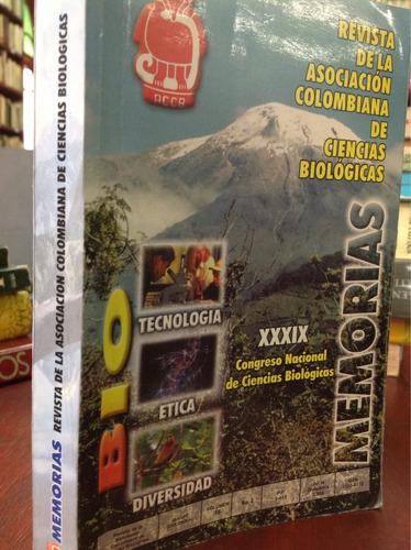 asociacion colombiana de las ciencias biológicas.
