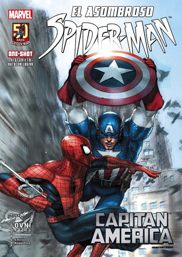 asombroso spiderman nro 2 / marvel comics / ovnipress