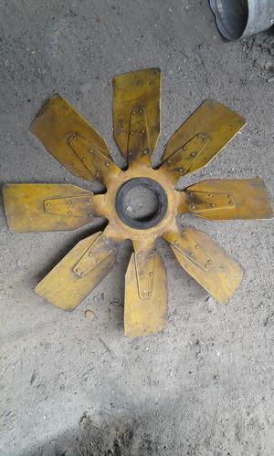 aspa de 8 metalica pesada de npr modelo viejo