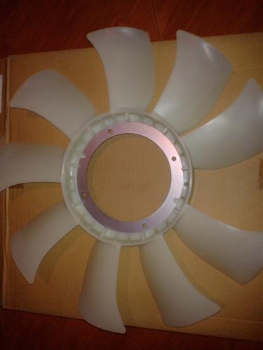 aspa de fan clucth luv dmax 3.5 isuzu original