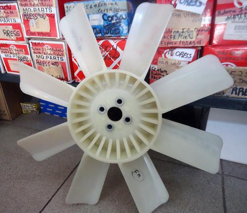 aspa de ventilador toyota 2f 16361-60101