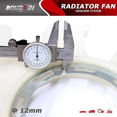 aspa del ventilador del radiador de refrigeración para isuzu