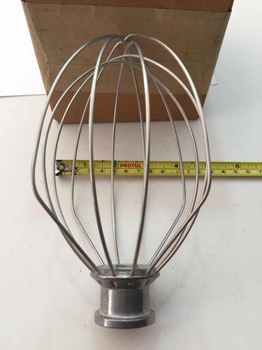 aspa  original tipo globo  6 qt ,para batidora  kitchen aid.