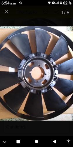 aspa plastica para trailblazer 6 cilindro 4.2 acedelco