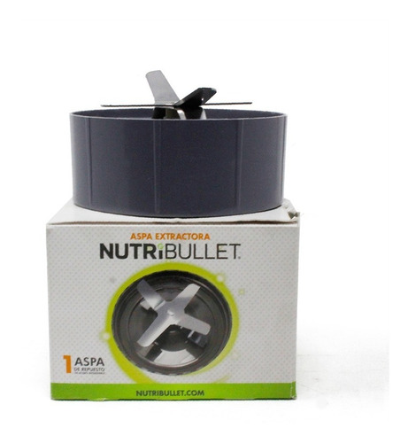 aspa repuesto para nutribullet 600 y 900 watts 102131
