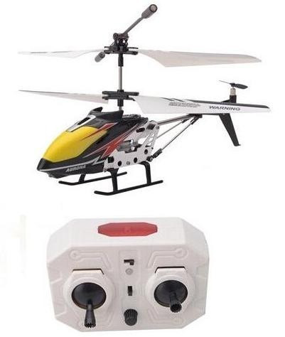 aspa rotor de cola helicóptero king 23 cm 3.5 canales gyro