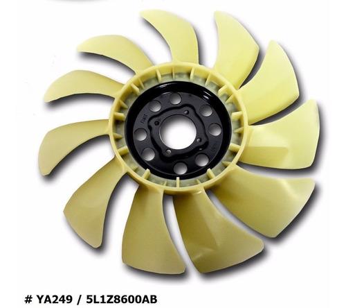 aspas de ventilador ford f150 / f-150 lobo 2005 - 2006