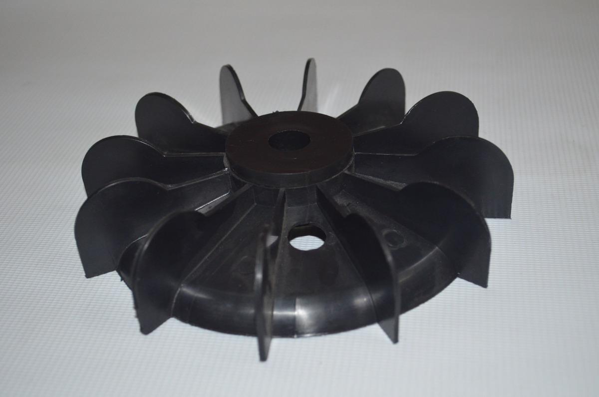 Aspas ventiladores para motores el ctricos de 2 y 3 hp for Aspas para ventiladores