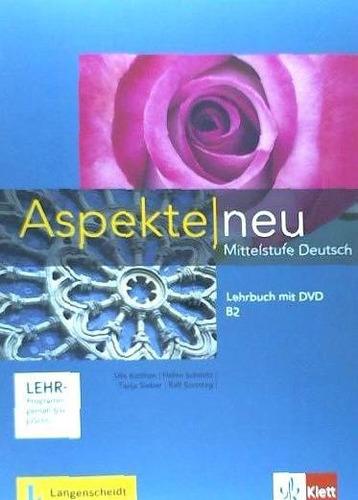 aspekte neu b2. lehrbuch + dvd(libro idiomas)