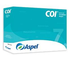 aspel coi 7.0 1 usuario 99 empresas