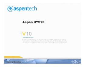 Aspen Hysys V10 No Expira/permanente