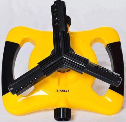 aspersor regador giratorio stanley bds7419 para riego