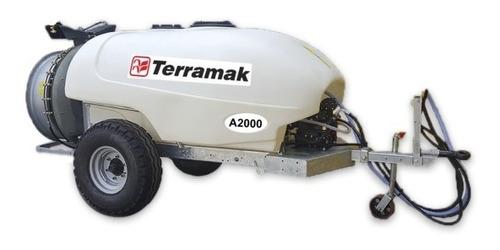 aspersora de turbina 2000l especial p/aguacates y frutales