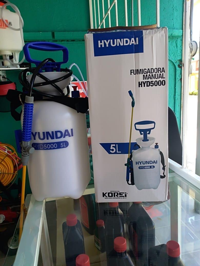 Aspersora Manual Hyundai Hyd5000 5 Lts - $ 380.00 en Mercado Libre