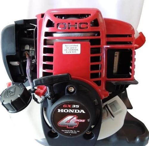 aspersora motor honda shiraiwa gx35