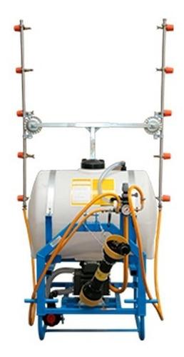 aspersora swissmex agrícola para tractor barras paralelas