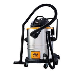 Aspirador De Água E Pó Inox 1600w 50 Litros Gtw50 Wap