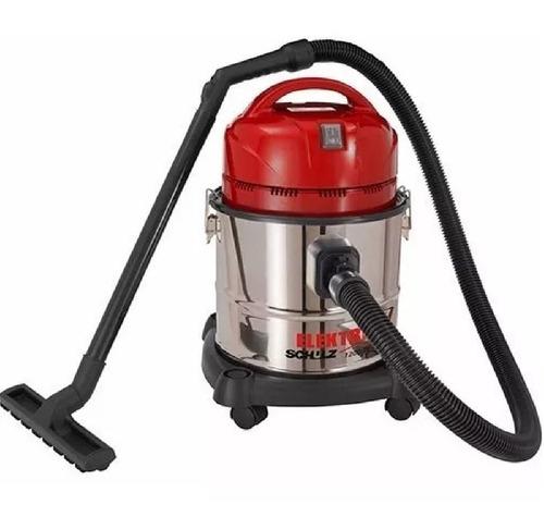 aspirador de água e pó schulz 10lts 1200w vermelho 220v