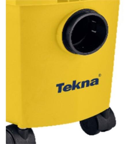 aspirador de pó água compact 10 1000w 10l apl1102c tekna
