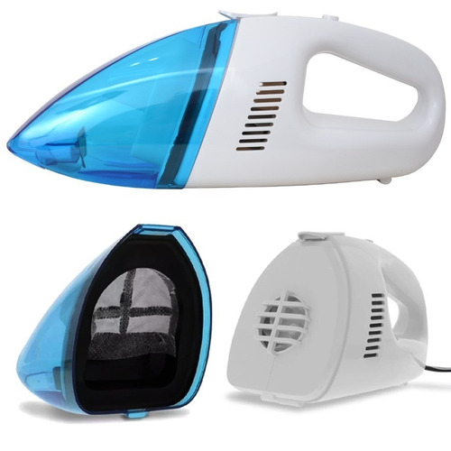 aspirador de pó automotivo portátil mini 12v 60w com filtro