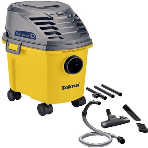 aspirador de pó e água compact 10 tekna 10l apl1101c 1000w