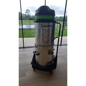 Aspirador De Pó E Água Industrial 65,2 Litros Ciclone Ipc