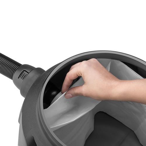 aspirador de pó e àgua 1250w 10l acqua power electrolux 220v