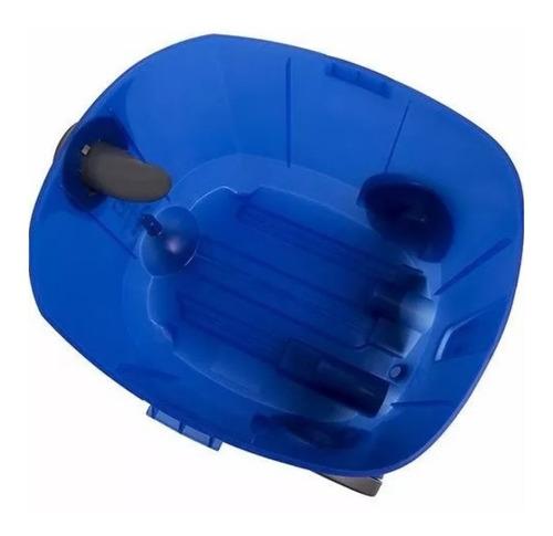 aspirador de pó e líquido 1.400w 14l - flexn electrolux