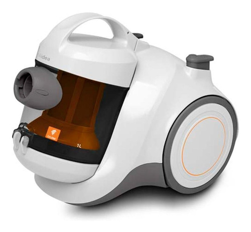 aspirador de pó midea petit - compacto, ergonômico, filtro h