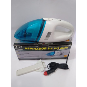 Aspirador De Pó Mini Compacto - Lee Tools P/ Carro-12volts