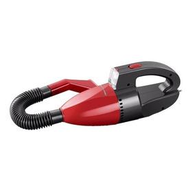 Aspirador De Pó Multilaser Au607  Vermelho E Preto 12v