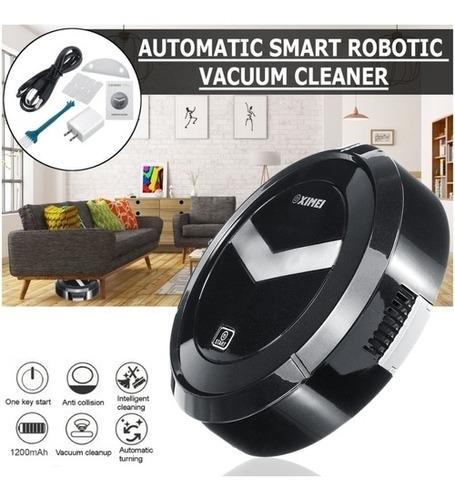 aspirador de po robo inteligente sem fio smart 3 em 1 sensor
