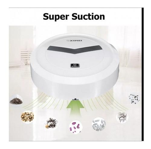 aspirador de po robo inteligente sensor recarregavel bivolt