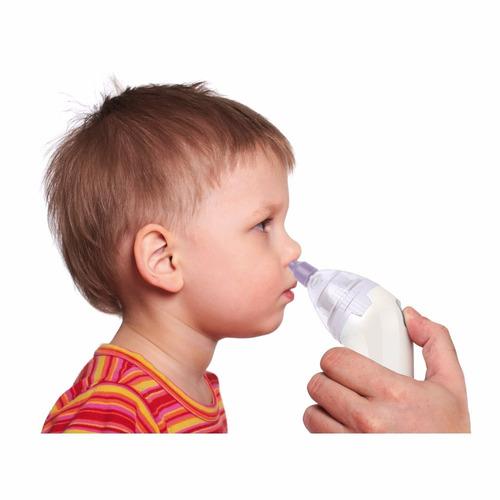 aspirador e sugador nasal multibaby
