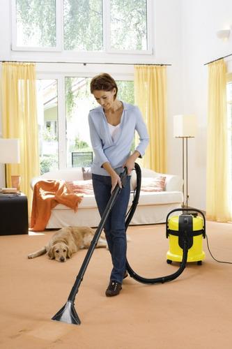 aspirador extratora lavadora estofado carpet karcher se 4001