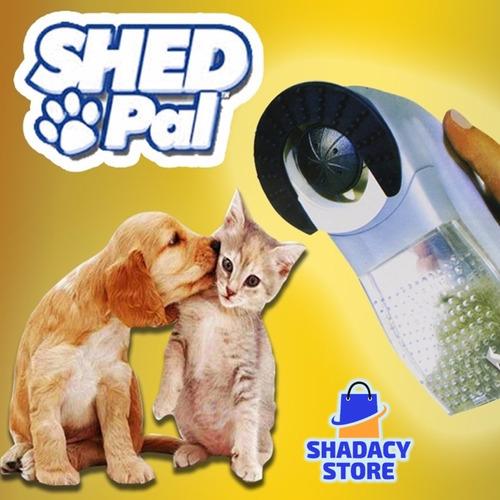 aspirador manual pelo muerto shed pal limpieza mascotas
