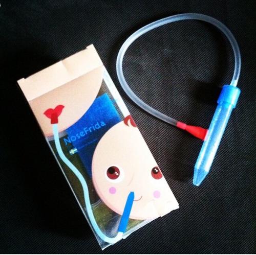 aspirador nasal bebés