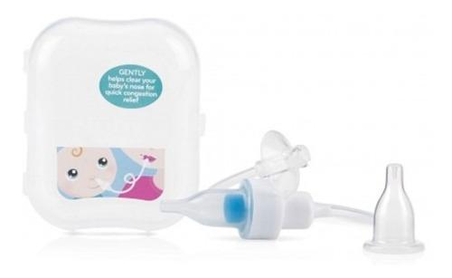 aspirador nasal nuby o sacamoco accionado por la boca 0m+