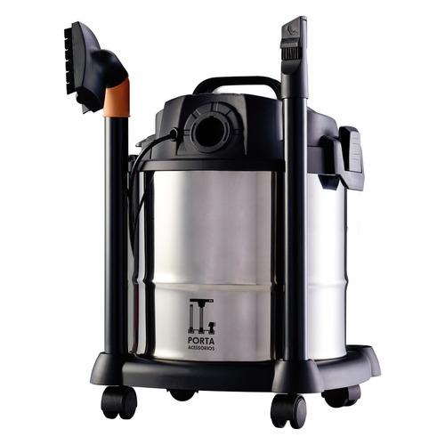 aspirador pó água gtw inox 1400w filtro lavavel wap 110v