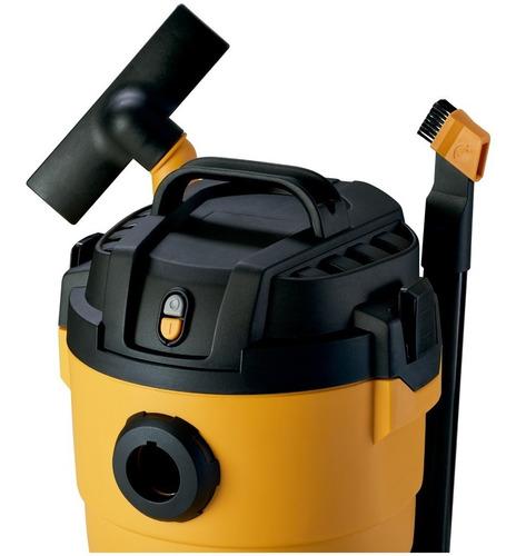 aspirador pó e água 1400w 10 litros filtro lavável gtw10 wap