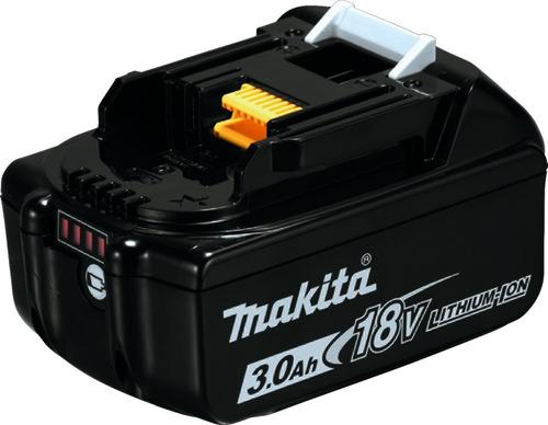 aspirador pó makita 18v dcl180 + bateria + carregador bivolt