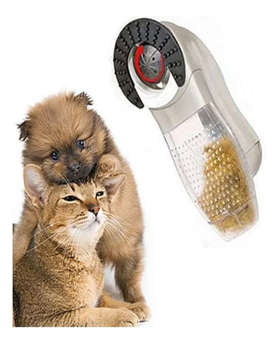 aspirador removedor de pelo de mascota perro gato