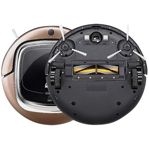 aspirador robo turbo c/controle filtro hepa w2000 14.4 volts
