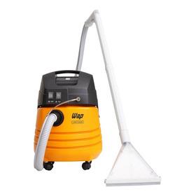 Aspirador Wap Carpet Cleaner 25 Litros 25l Laranja E Preto 230v