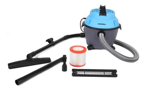 aspiradora 12 litros - húmedo / seco - gamma g2202ar