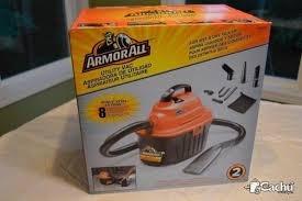 aspiradora armorall con soplado de aire.húmedo / seco